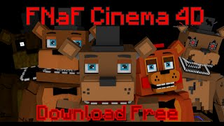 getlinkyoutube.com-Five Nights at Freddy's Rigs Minecraft Cinema 4D Free