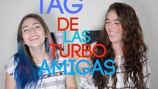 getlinkyoutube.com-TAG DE LAS TURBO AMIGAS (DANIE IBAÑEZ) - NATH CAMPOS