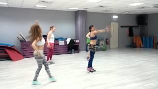 getlinkyoutube.com-Zumba®fitness with Ira - BELLY DANCE