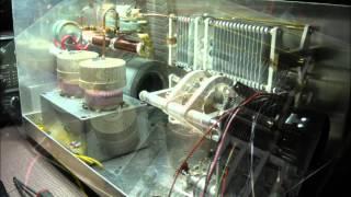getlinkyoutube.com-Homemade GI46B RF Amplifier By CT4EJ