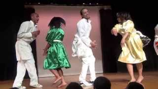 getlinkyoutube.com-Guragigna Dance - Minnesota's Andinet Dance Group - Ethiopia [ESA]