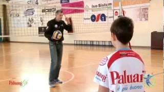 getlinkyoutube.com-I fondamentali della pallavolo: il palleggio - con Andrea Lucchetta