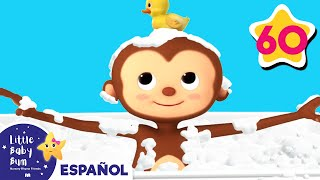 getlinkyoutube.com-La canción del baño | Y muchas más canciones infantiles | ¡LittleBabyBum!