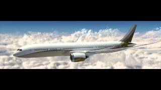 getlinkyoutube.com-B787-9 Dreamliner Animation