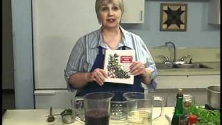getlinkyoutube.com-Infusing Vinegars