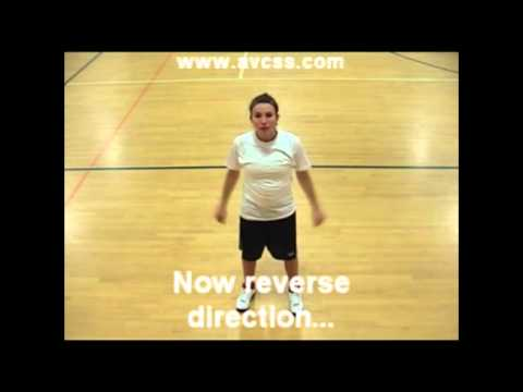 Youth Basketball Stretching - Arm Warmup
