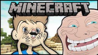 getlinkyoutube.com-Minecraft: Trolling An 11 Year Old Fanboy!