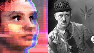 """getlinkyoutube.com-Künstliche Intelligenz wird zur Juden hassenden Nazi-Hure """"erzogen"""""""