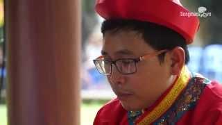 Trạng cờ đất Việt 2015 khu vực phía Nam - Vòng 1-16 -  Trần Thanh Tân vs Phạm Quốc Việt
