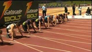 getlinkyoutube.com-Top Rugby Players 100m sprint