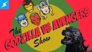 getlinkyoutube.com-The Avengers Fought Godzilla?? | The Desk of DEATH BATTLE