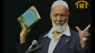 getlinkyoutube.com-35 Muhummed in the Bible (Full lecture) Sheikh Ahmed Deedat response to Swaggart [HQ]