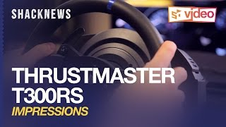 getlinkyoutube.com-Thrustmaster T300RS Impressions