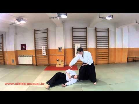 Veronika & Davor -  Iwama Ryu Aikido Klub Musubi