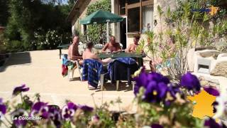 getlinkyoutube.com-Le Colombier village camping naturiste Vendée Pays-de-Loire