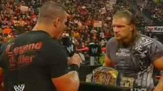 getlinkyoutube.com-Triple H and Randy Orton Face Off