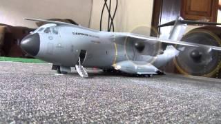 getlinkyoutube.com-Airbus A400M Revell 1:72 elektrisch