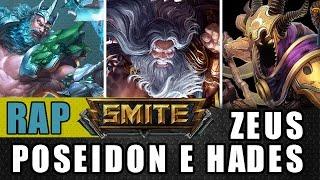 getlinkyoutube.com-Rap dos Gods - Zeus, Poseidon e Hades - Méqui Huê [Smite]