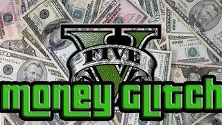 getlinkyoutube.com-GTA V Money Cheat GTA 5 Money Glitch?