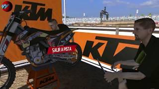 getlinkyoutube.com-MXGP - The Official Motocross Videogame Gameplay Español | Juego Completo | TheJairovY