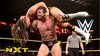getlinkyoutube.com-Alex Riley vs. CJ Parker: WWE NXT, March 11, 2015