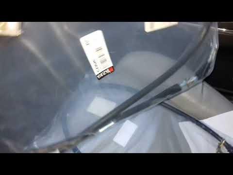 Тросики ручного тормоза mazda 626 GD
