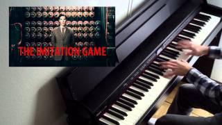 getlinkyoutube.com-The Imitation Game - Piano Cover