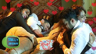 getlinkyoutube.com-Ishita Takes DRUNK Raman To The Bedroom | What Happened Next? | Ye Hai Mohabbatein | Star Plus