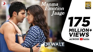 getlinkyoutube.com-Manma Emotion Jaage - Dilwale | Varun Dhawan | Kriti Sanon | Party Anthem of 2016