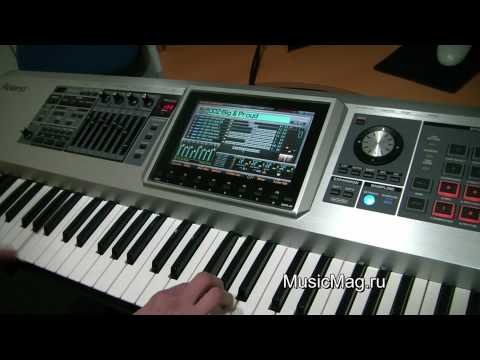 MusicMag: Roland Fantom G7 video review