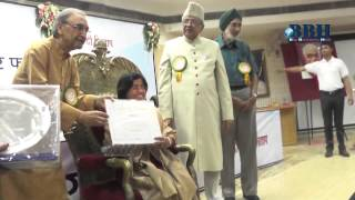 24th Yudhvir Memorial Award to Dr Sunitha Krishnan
