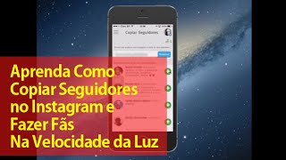 getlinkyoutube.com-Aprenda Como Copiar Seguidores no Instagram