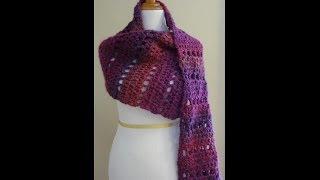 getlinkyoutube.com-Episode 15: How to Crochet the Mulberry Shawl