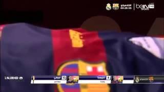 getlinkyoutube.com-كل مافعله نيمار ضد ريال مدريد تعليق فهد العتيبي