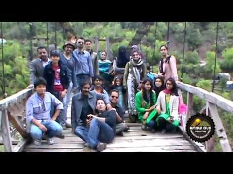 Journey to Banjosa Lake, Tolipeer, Rawalakot (AJ&K) Organized by Amisun Club Pakistan