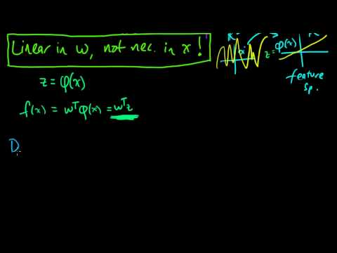 (ML 9.2) Linear regression - Definition & Motivation