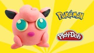 getlinkyoutube.com-play doh pokemon jigglypuff - how to make with playdoh