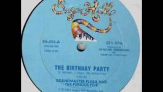 getlinkyoutube.com-Grandmaster Flash & The Furious 5 - The Birthday Party