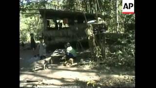 getlinkyoutube.com-Myanmar: Fighting: Guerrilla conflicts continue unabated
