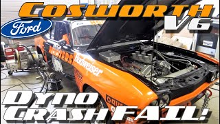 getlinkyoutube.com-Ford Capri RS 2600 Cosworth V6 dyno crash failure