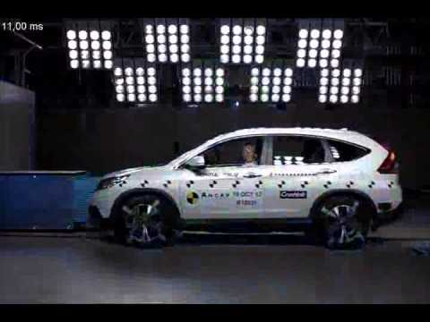 Honda CR-V (2012-on) - 5 star ANCAP safety rating