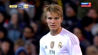 getlinkyoutube.com-Martin Ødegaard vs AS Roma (Neutral) 15-16 HD 1080i - English Commentary