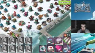 getlinkyoutube.com-BOOM BEACH | ON PASSE AU QG 22 !!!