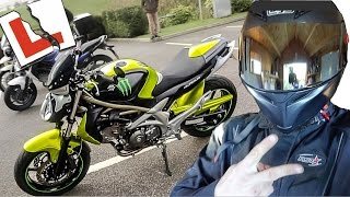 BECOMING A BIKER | WHAT TO WEAR & COMPLETE MONTHLY FOOD SHOP