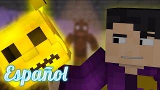 """getlinkyoutube.com-""""Just Gold"""" Español [Minecraft Animación]"""