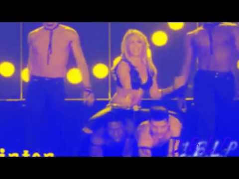 Britney Spears-So you wanna play with magic