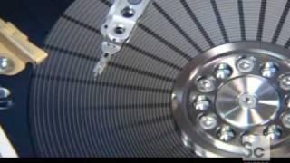 getlinkyoutube.com-Inside a Hard Disc Drive