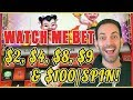 🔴⚫  $100 on Roulette + High Limit Bonuses++ 🎉 ✦ Slot Machine Pokies w Brian Christopher