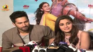 getlinkyoutube.com-Varun Dhawan, I want a wife like Alia Bhatt @ Humpty Sharma Ki Dulhania - Bollywood News