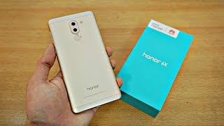 Huawei Honor 6X - Unboxing